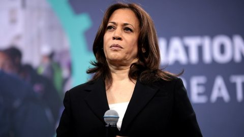 Kamala Harris Dodges Question On Whether To Defund Police