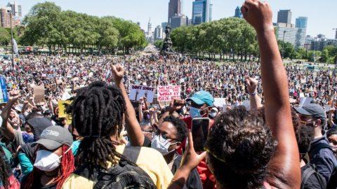 Protests Expose Lockdowns And Social Distancing Shaming As A Farce