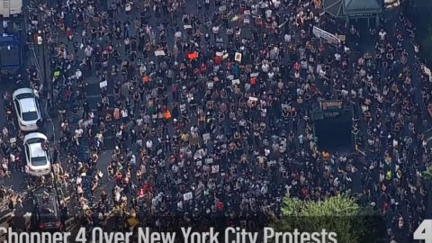 NYC Instructed Contact Tracing Team To Ignore Protests