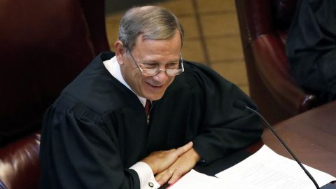 If John Roberts Wants To Write Laws, He Should Resign And Run For Office