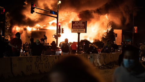 Rioters Don't Want Criminal Justice Reform — They Want A Revolution