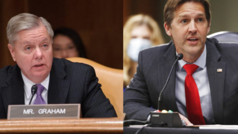 Sasse Gets Smacked Down By Graham, Leahy After Whining About Russia Hearing