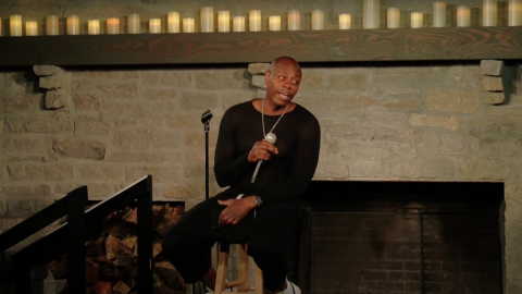 Chappelle's New 'Unrefined' Special Is A Showcase Of His Greatness