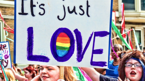 The Queer Movement Wants To Convert Christians, Not Coexist