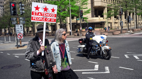Mayhem And Rioting Emphasizes Why DC Statehood Is A Terrible Idea