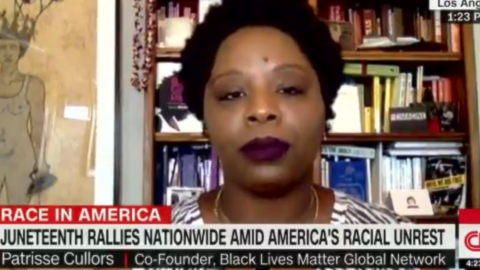 BLM Co-Founder Appears To Violate IRS Laws On CNN