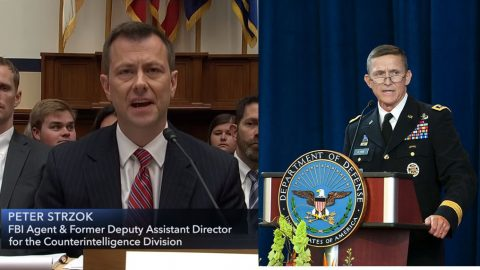 DOJ Discloses 'Explosive' Notes From Peter Strzok In Michael Flynn Case