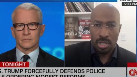 Daily Beast Tries To Cancel Van Jones For Being Effective
