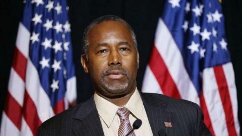 HUD Secy. Carson: Let's make it an American solution