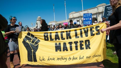 The Two Very Different Meanings Of 'Black Lives Matter'