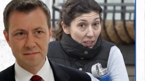 Ex-FBI Lawyer Lisa Page Debuts As MSNBC Legal Analyst
