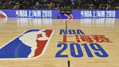 NBA Calls Silencing Employees who Criticize China 'Hypothetical,' Ignores Daryl Morey