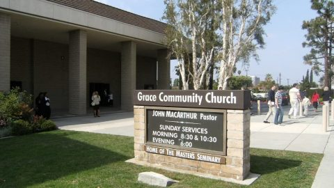 John MacArthur's Church Defies California Orders To Close Doors