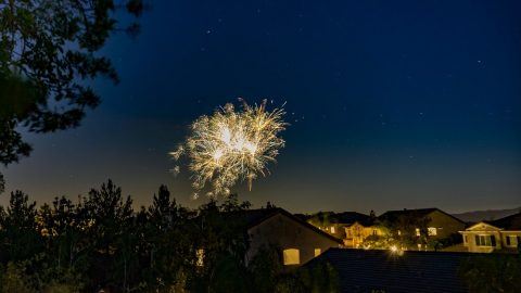 Americans Refused To Let Coronavirus Cancel July 4 Fireworks This Year