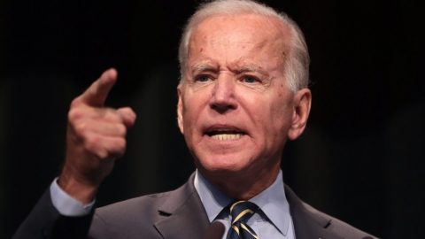 Biden Accuses Trump Of Trying To Steal The Election