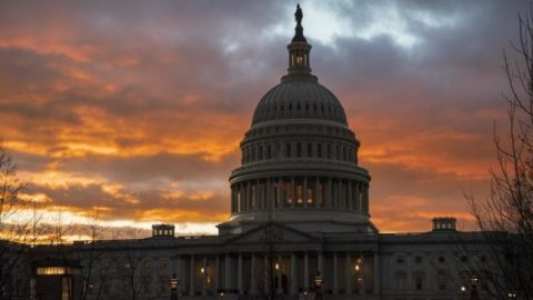 Tea Party conservatives split with Republican senators over cost of next relief package