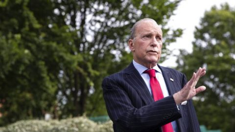 Kudlow: Second shutdown would do more harm than good