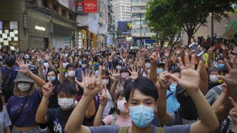 Congress debates refugee status for Hong Kong citizens