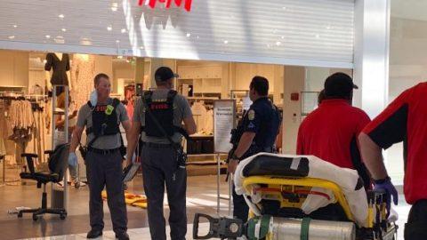 Ala. officials condemn 'tragic, senseless' mall shooting