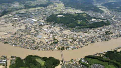 15 presumed dead, 9 missing after mass flooding in Japan