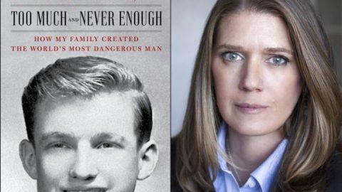 White House blasts Mary Trump's book