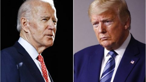 President Trump: 'Aced' cognitive test, Biden should take one too