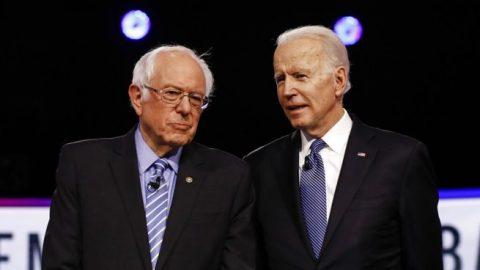 Biden-Sanders task force unveils climate agenda