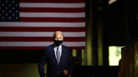 President Trump: Joe Biden a 'puppet' of socialist Democrats