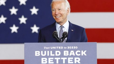 President Trump slams Joe Biden's 'Build Back Better' economic plan