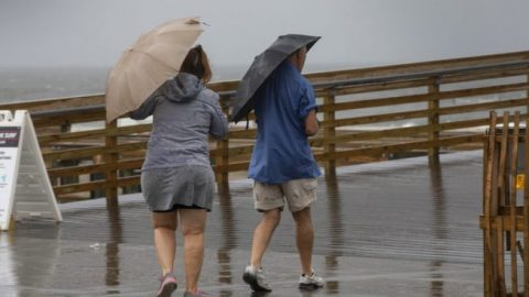 3 dangerous storms expected to hit U.S. this weekend