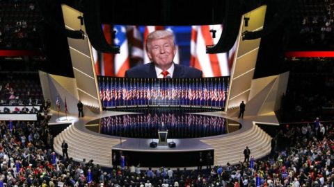 Report: Republicans 'disappointed' by President Trump's RNC move
