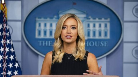 Press Secy. McEnany: Local authorities have lost control of violent protests in Democrat-run cities