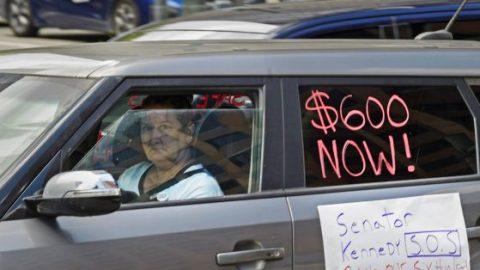 $600 enhanced unemployment benefits expire Friday