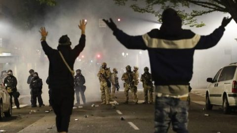 UN Human Rights Office criticizes U.S. police use of force during protests