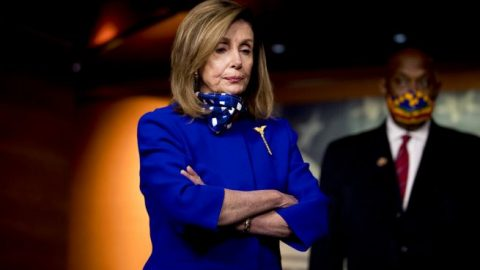 Pelosi refuses to give businesses liability protections