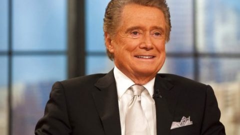 Legendary television host Regis Philbin dies at 88