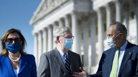 Republicans look at alternative coronavirus relief options after negotiations stall