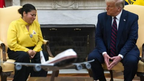 President Trump: Vanessa Guillen's story will not be swept under the rug