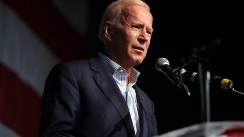 Joe Biden Is A Vehicle For The Revolution
