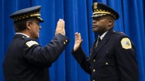 Chicago Police Dept. mourns loss of Deputy Chief Dion Boyd