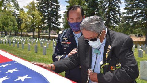 Family Wins Fight With Coronavirus Bureaucracy To Bury A War Hero