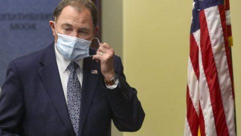 Utah parents fight back against state's mask mandate