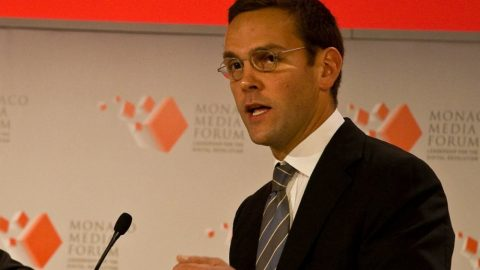NewsCorp's James Murdoch And Wife Donate $1.2 Million To Joe Biden