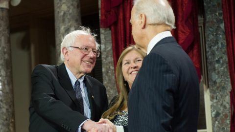 With $10 Trillion In Proposed Spending, Sanders Is In Charge Of Biden