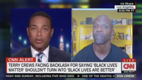 Watch CNN's Don Lemon Whitewash 'Black Lives Matter'