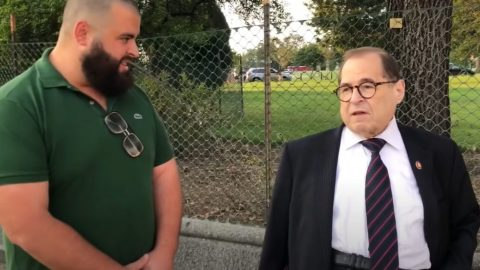 Rep. Jerry Nadler Brushes Off Antifa Violence As A 'Myth'
