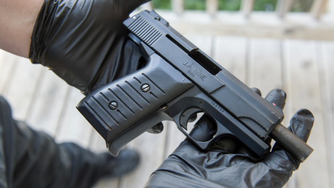 No, 'Gun Violence' Is Not To Blame For The Spike In Violent Crime