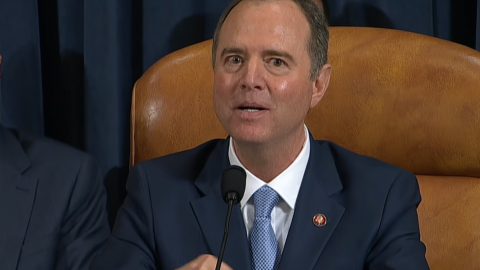 Adam Schiff Just Launched Yet Another Bogus Foreign Collusion Operation