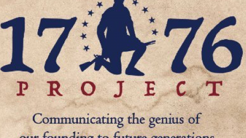 Civil Rights Activist Bob Woodson On Why 1776 Is America's True Founding, Not 1619