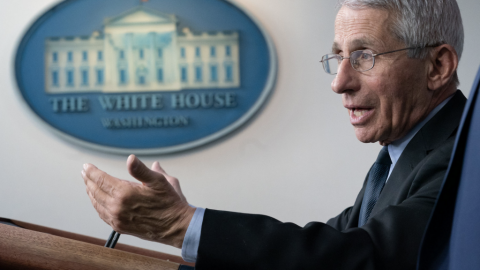 Fauci Attacks Choirs, Implies Worship Is Less Important Than Protests